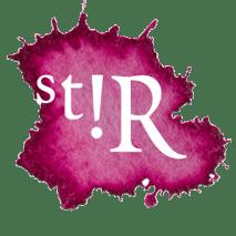 st!R - Stir logo